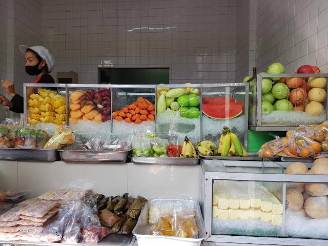 Menariknya Kuliner Buah-Buahan di Thailand, Segar, Bersih, dan Lezat Khai Thai