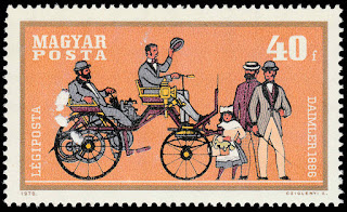 Hungary Daimler 1886