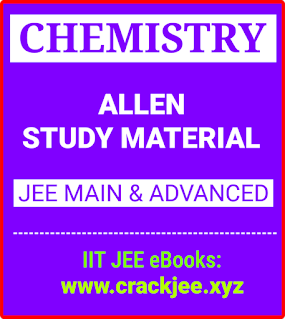 Allen Chemistry Modules for JEE Main and Advanced