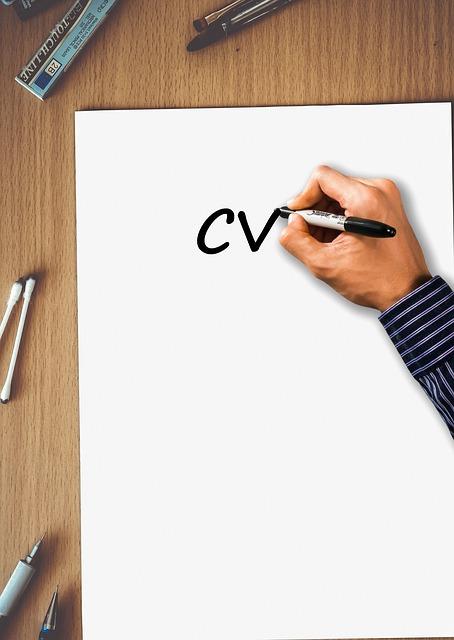Cara Membuat Curriculum Vitae Yang Menarik, Dijamin Diterima Kerja