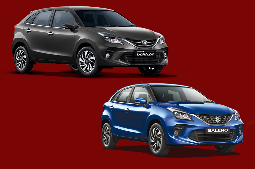 The Car Company >> Which Car Is Best Baleno Or Glanza Creativespeaks