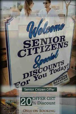 Senior Citizen Discounts at Luxury Hotels, Senior Citizen Discounts