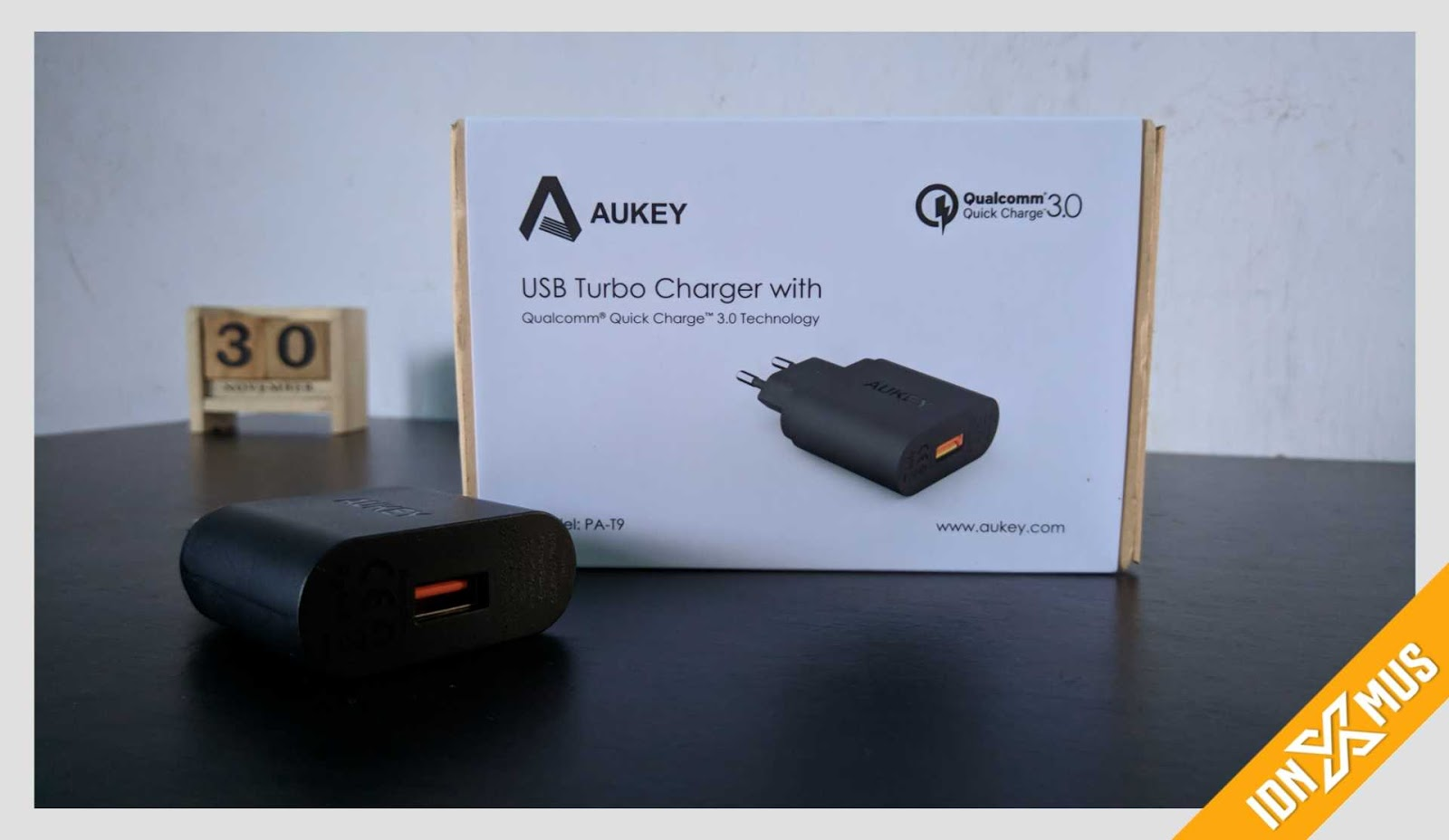 Charger Aukey PA-T9