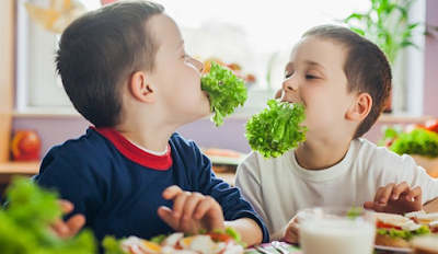 Manfaat Asupan Vitamin B Kompleks Bagi Anak