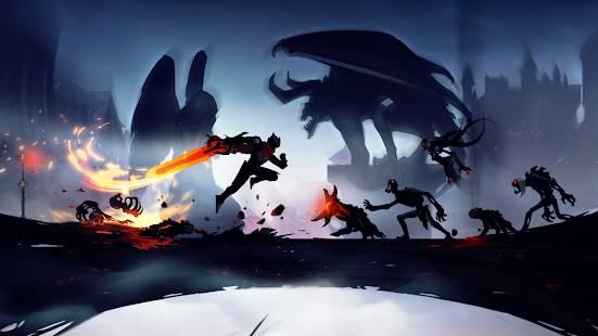 Descargar Shadow Knight MOD APK 1.1.119 Modo Dios, Sin CD de Habilidad Gratis para Android 8
