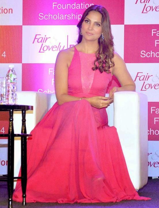 Lara Dutta at The Fair & Lovely Foundation Event Stills