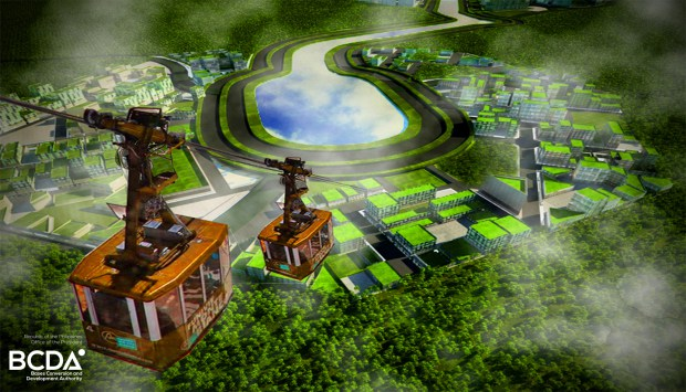 Clark Green City, Philippines, Bases Conversion and Development Authority, Metropolis,