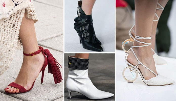 239a3423397 Οι διάσημοι σχεδιαστές μόδας αποκάλυψαν τα νέα shoes trends για την σεζόν  της Άνοιξης και του Καλοκαιριού! Ποιες είναι λοιπόν οι τάσεις που  παραμένουν στην ...