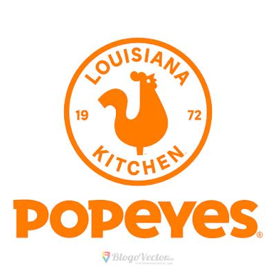 Popeyes Logo Vector