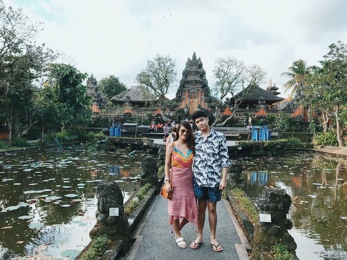 Birthday In Bali 2017 Hidden Canyon Tegenungan Falls Saraswati