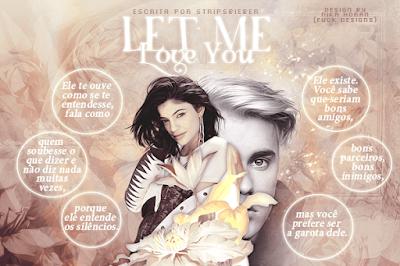 CF: Let Me Love You (stripsbieber)