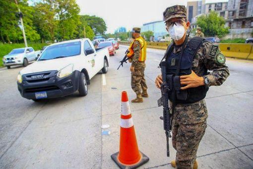 Corte salvadoreña declara inconstitucional decreto de cuarentena