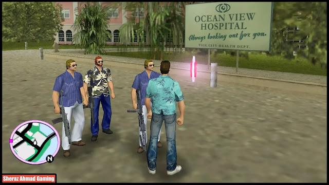 Bodyguards Mod For GTA Vice City - Sheraz Ahmad Gaming