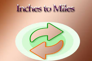 Inches to Miles