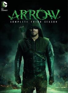Arrow - en iyi bilim kurgu dizileri