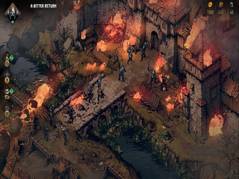 Download Thronebreaker The Witcher Tales Free Full Game For PC