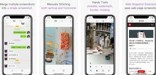 App Picsew - Screenshot Stitching