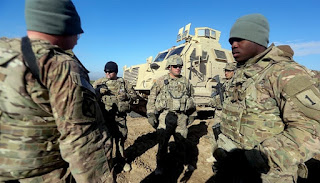 United States military announces to reduce its presence in Iraq from 5,200 to 3,000 troops