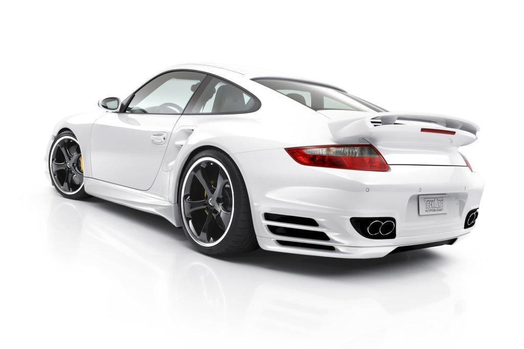 fast auto  porsche 911 turbo future car desigin