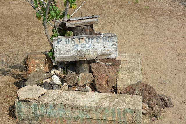 Floreana Post Office Bay