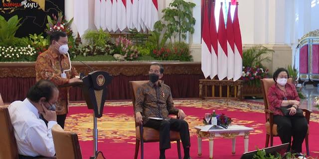 Prabowo Subianto: Saya Bersaksi, Kepemimpinan Jokowi Cocok untuk Rakyat