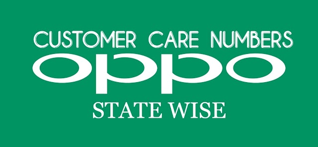 Oppo Service Center - Oppo Service Center Near Me, State Head Office Wise Contact Details