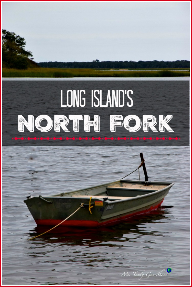 Long Island's North Fork, is the perfect getaway. | Ms. Toody Goo Shoes #greenport #northfork