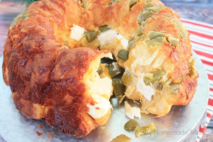 Recipe for Jalapeno Cheese Bread