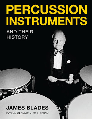 James Blades' Percussion Instruments and their History