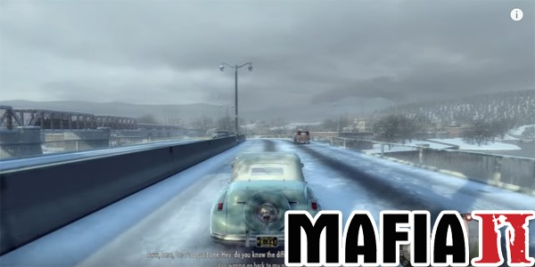 Mafia II - Screenshot 1