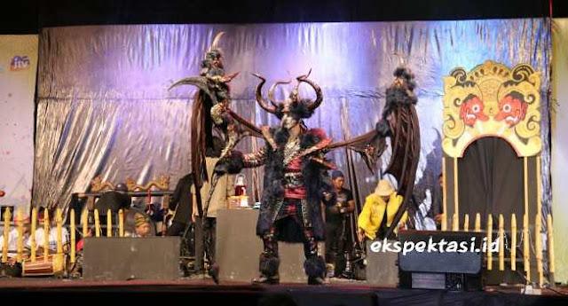 Gandrung Kentrung Djos Tampil Wakili Jember di Festival Magetan