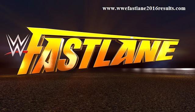 Fastlane 2016 Results