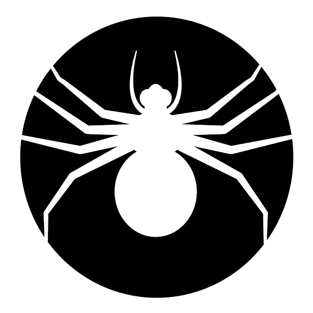 Download spider pumpkin outline pdf jpg png file