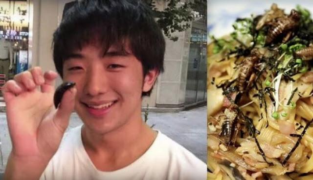 Απίστευτο: 25χρονος Ιάπωνας είχε σχέση με κατσαρίδα και όταν πέθανε την έφαγε