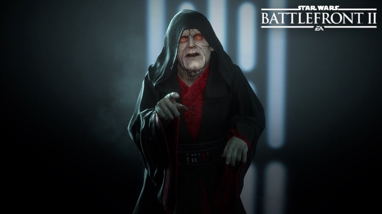 Emperor Palpatine in Star Wars Battlefront 2: best cards and tips