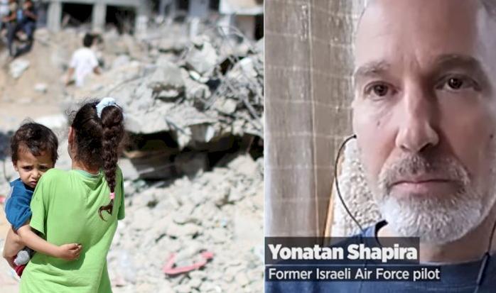 Pengakuan Mengejutkan Mantan Pilot Militer AU Israel