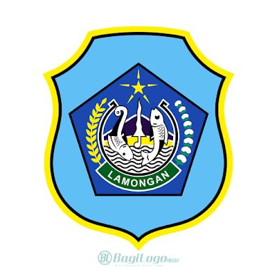 Kabupaten Lamongan Logo Vector