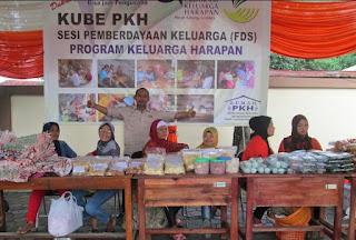 KUBE PKH untuk KPM PKH