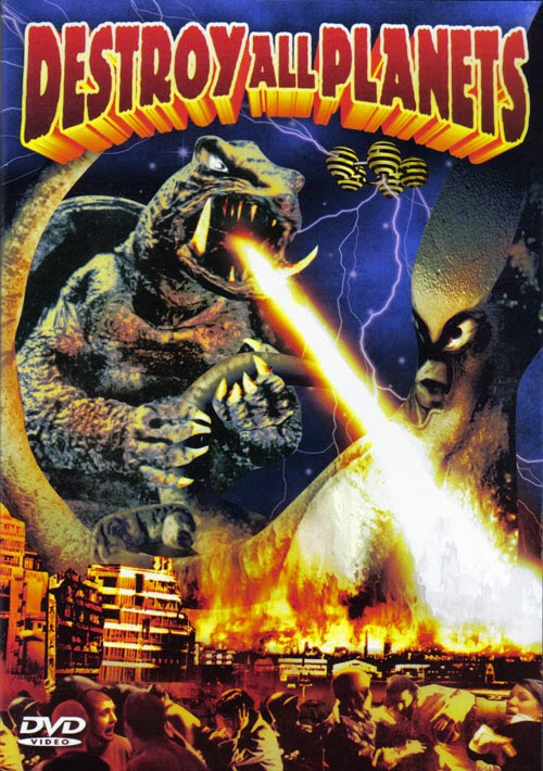 Gamera: Destroy All Planets