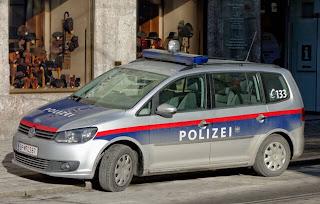 شرطة ,تضبط,لاجئين,دخلوا,النمسا,بطريقة,غير,شرعية