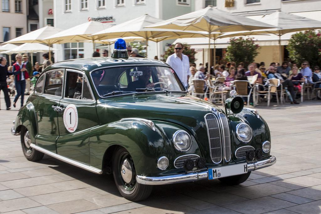 BMW 501 1952-1962