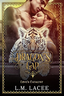 Dragon's Gap: Love's Catalyst - a fantasy dragon shifter romance by L.M. Lacee
