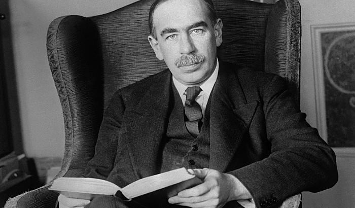 John Maynard Keynes dan Teori Pengaturan yang Tepat