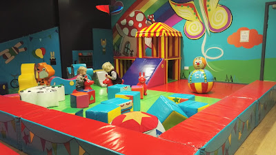 Soft play Bluestone Wales