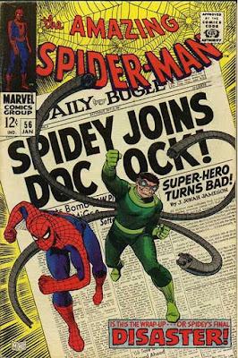 Amazing Spider-Man #56, Doctor Octopus