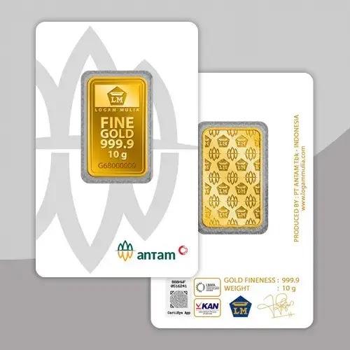 logam mulia emas jadi investasi logam terbaik