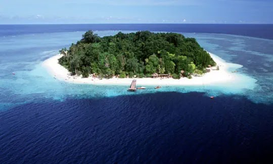 TRIP TO BORNEO ISLAND, MALAYSIA - 3 BEST ISLANDS IN SABAH