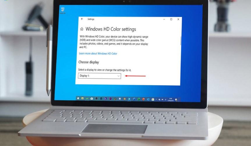 كيفية تمكين إعدادات HDR على نظام التشغيل Windows 10 ومشاهدة مقاطع الفيديو بتقنية HDR