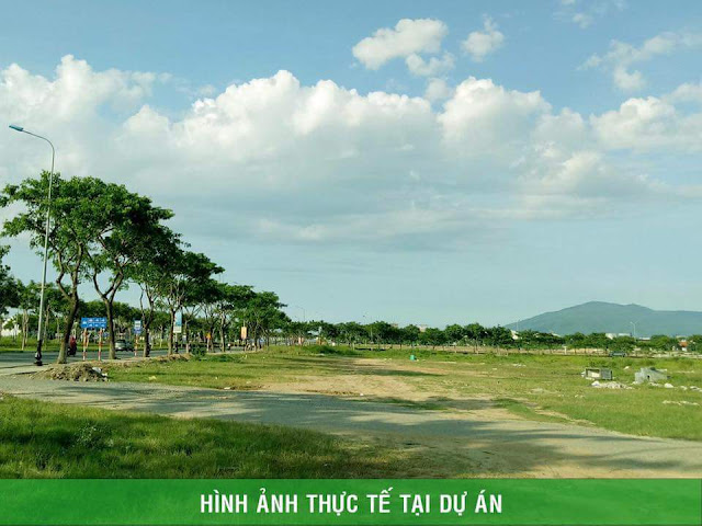 Hình ảnh thự tế dự án đất nền, đất dự án ở Liên Chiểu, Đà Nẵng