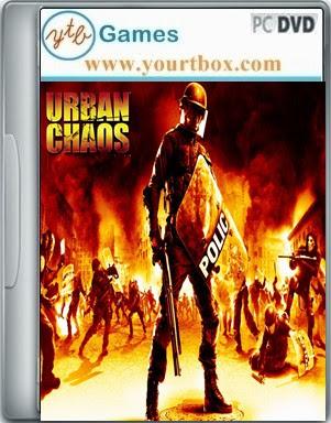Urban Chaos Game - FREE DOWNLOAD - Free Full Version PC